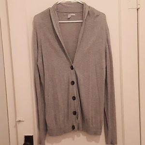 [Old Navy] V Neck Button Up Cardigan